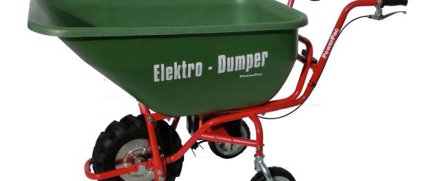 180 Liter Mulde: ED120 PowerPac