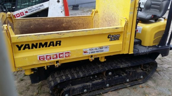 Yanmar Dumper C12R